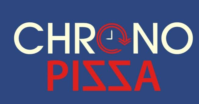 Logo chrono pizza